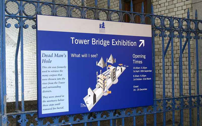 Exposition The Tower Bridge Exhibition
